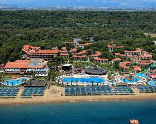 PAPILLON BELVIL RESORT & SPA 5*