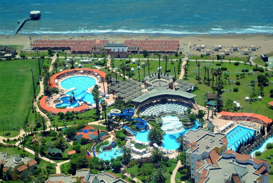 LIMAK ARCADIA SPORT RESORT HOTEL 5*